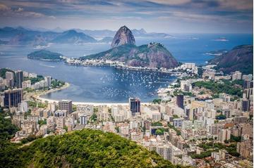 ריו דה ז'ניירו, ברזיל