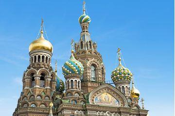 סנט פטרסבורג, רוסיה