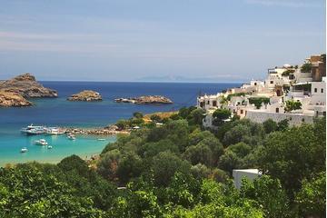 רודוס, יוון